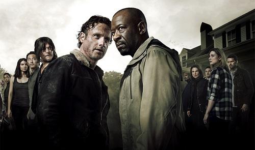 Kapan serial The Walking Dead season 6 tayang di Indonesia?