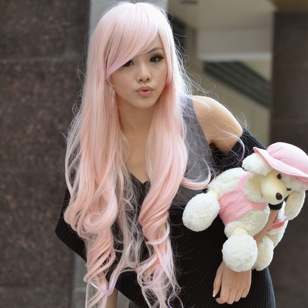 Anime Wigs Give That Defining Look To An Anime Character