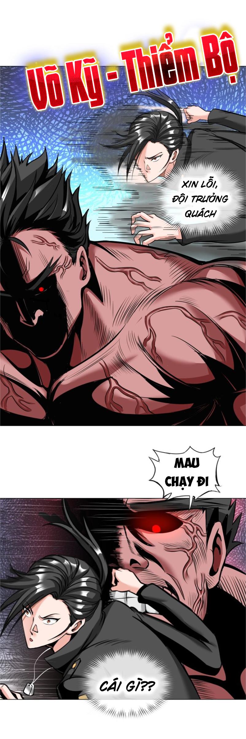 Thần Tiên Dạy Tôi Giả X Chapter 23 - truyenmh.com
