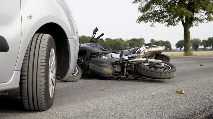 Két motoros baleset volt a hétvégén – Szerencse, hogy ennyivel megúszták!