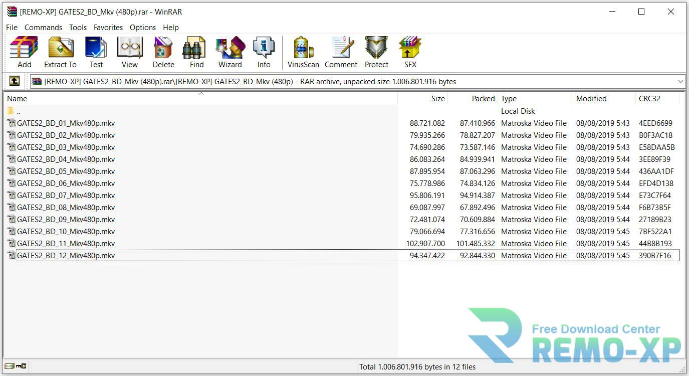 WinRAR 5.91 (x86/ x64) Full Version