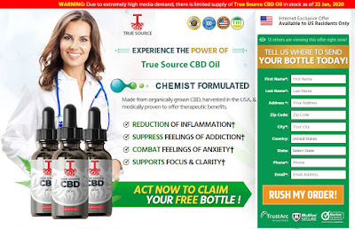 True Source CBD