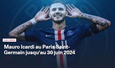 """""""Bom tấn"""" đầu tiên hè 2020: PSG mua đứt Icardi, MU hưởng lợi bất ngờ"""