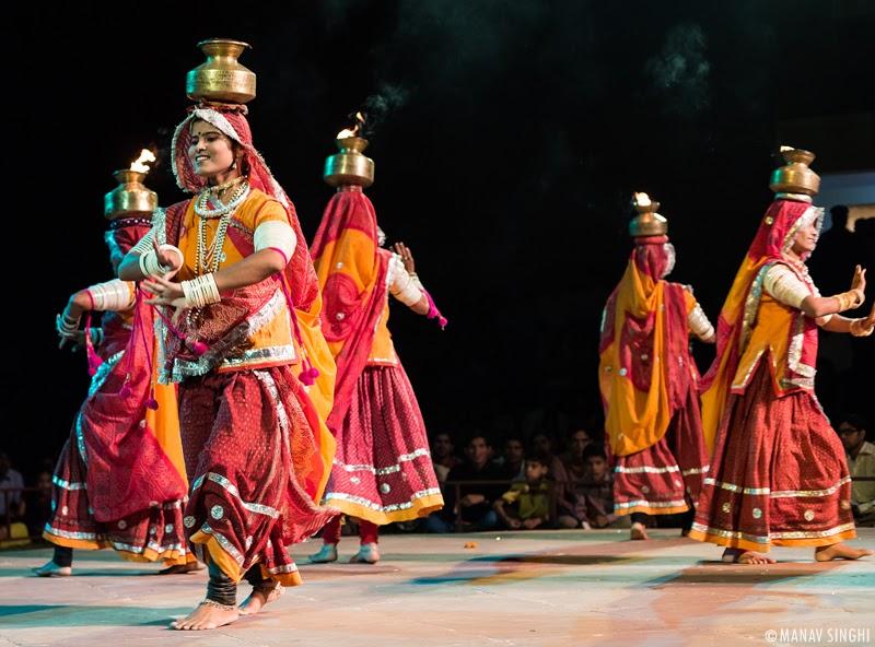 Chari Folk Dance Rajasthan
