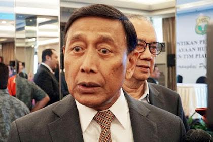 Tanggapi Isu Papua, Wiranto: Jokowi Menang di Papua, Jangan Menuntut Macam-macam