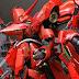 Custom Build: 1/100 Full Armor Sazabi