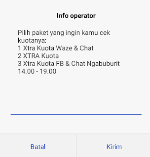Cara Setting TLS Tunnel XL Waze & Chat Full Speed Terbaru