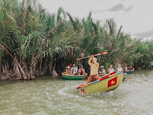 Rừng Dừa bảy mẫu Hội An