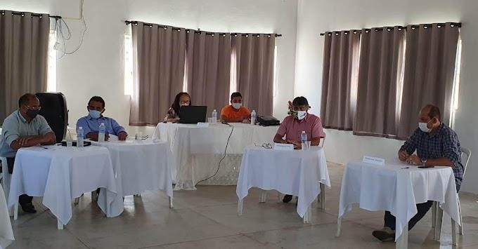 Prefeito de Miracema e demais gestores da região discutem medidas preventivas a covid-19