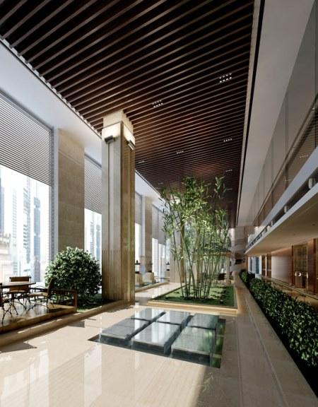 law office lobby design