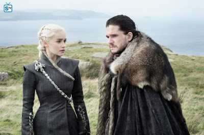 GAME OF THRONES - stasera in onda  Eastwatch  la battaglia finale si sta
