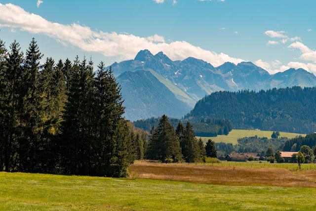 Wandertrilogie Allgäu | Etappe 46+47 Ofterschwang-Fischen-Oberstdorf - Himmelsstürmer Route 04