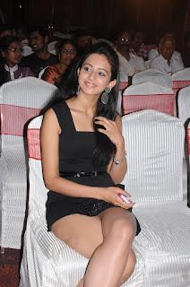 Rakul Preet Singh  at Yuvan Movie Audio Launch 4.jpg