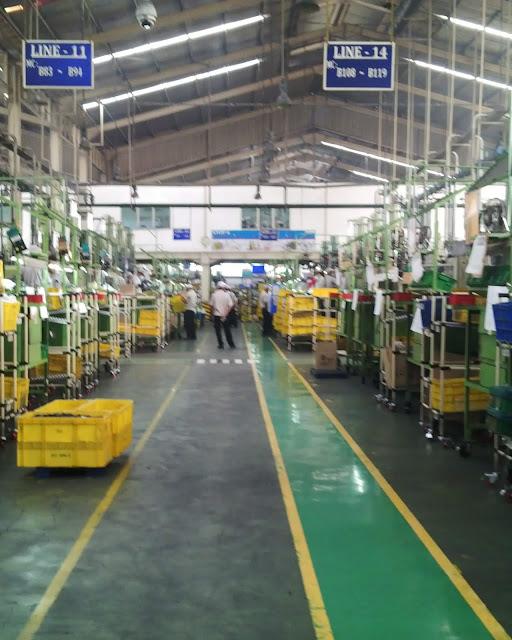 Line Pabrik