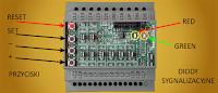 Wbudowany konfigurator sterowników schodowych LED smartLEDs