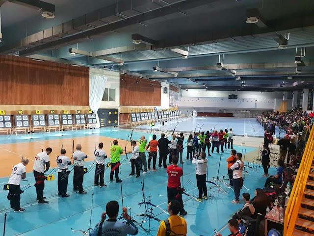 Με 5 αθλητές ο ΑΟ Μέρμπακα στο ΟΑΚΑ