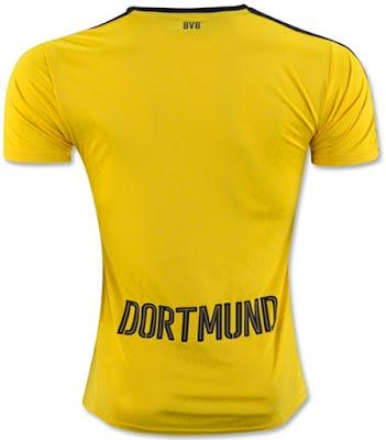 Jual Jersey Borussia Dortmund Home 2016-2017