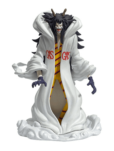 Caesar. Clown coleccion oficial de figuras de one piece