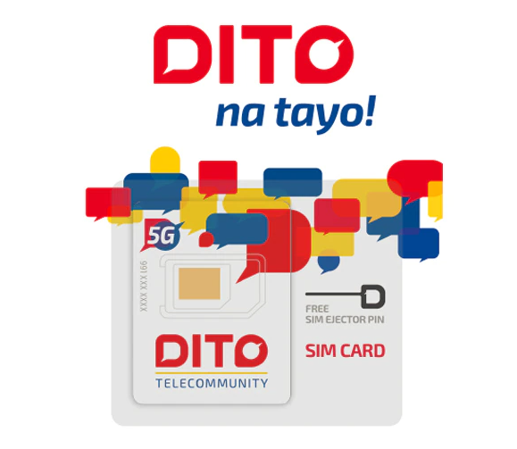 DITO SIM Card - Welcome Offer Promo