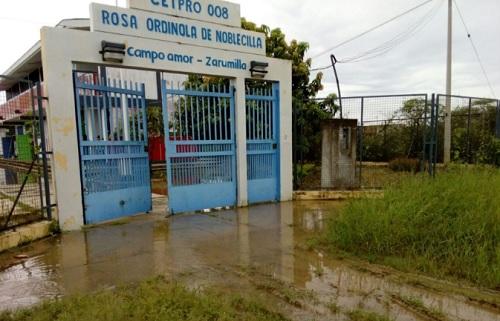CETPRO ROSA ORDINOLA DE NOBLECILLA - Campo Amor