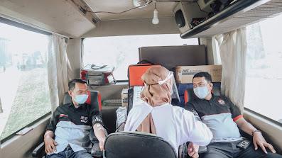 TeRuCI Chapter Tangerang Gelar Bakti Sosial Antisipasi Kekosongan Darah Kaum Rebahan ID