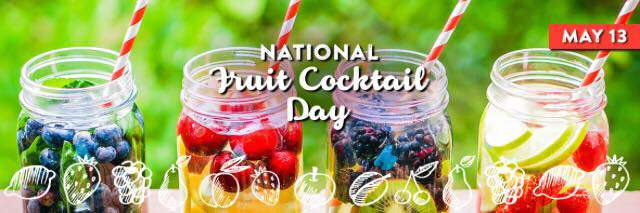National Fruit Cocktail Day Wishes Pics
