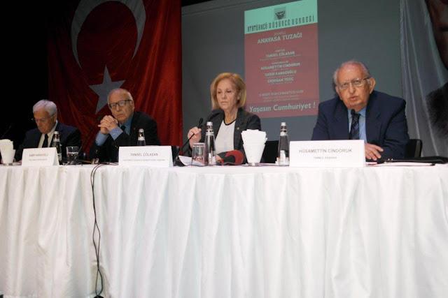 Yeni Anayasa Tuzağı Paneli (1) - Cevat Kulaksız