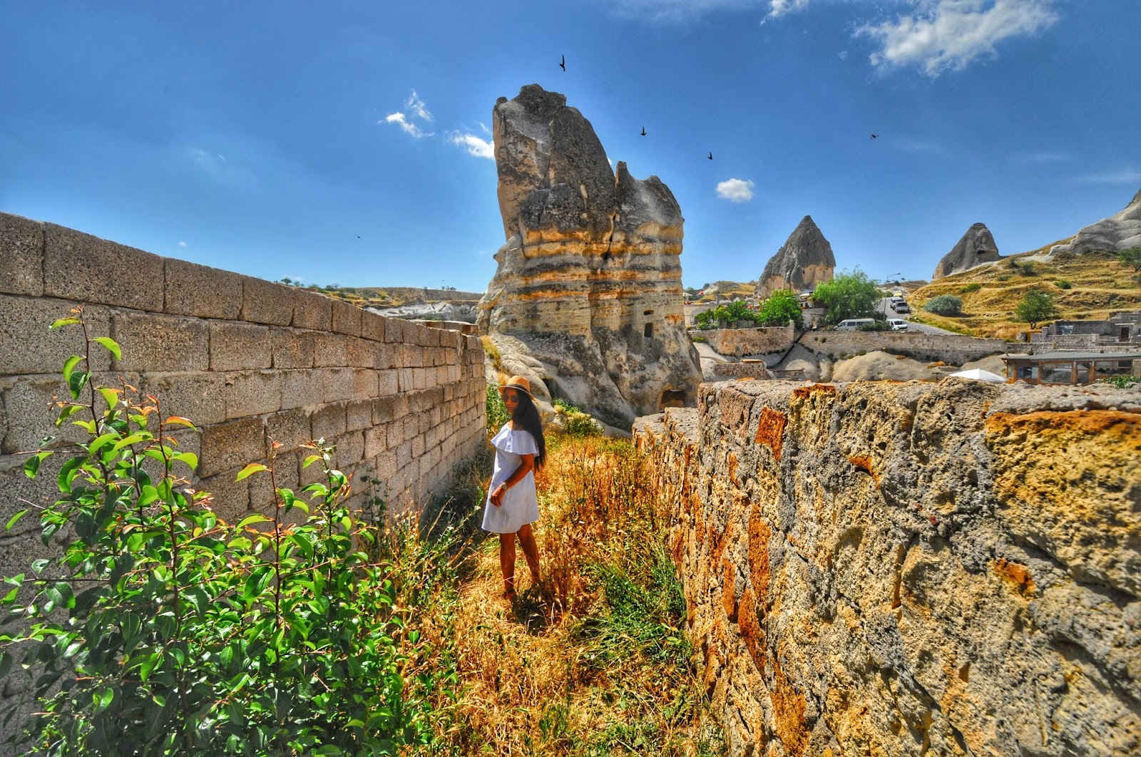 Cappadocia Travel Guide - things to go in Cappadocia  - Vegan Travel Guide - Best Places to Travel in Turkey