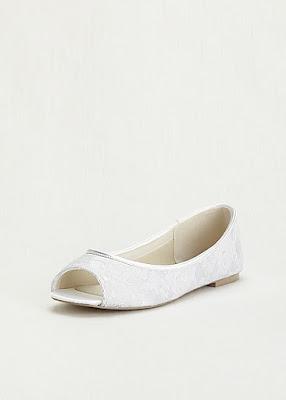 Ideas de zapatos de novia sin tacon
