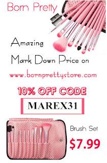 10% Off code MAREX31