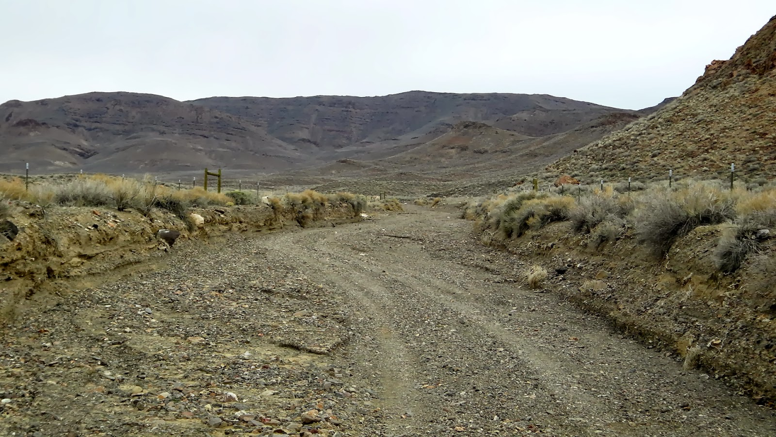 Off Roading Near Me >> The Fly Syndicate: Off Roading in Nevada - The Tungsten Workings of the Nightingale Mining ...