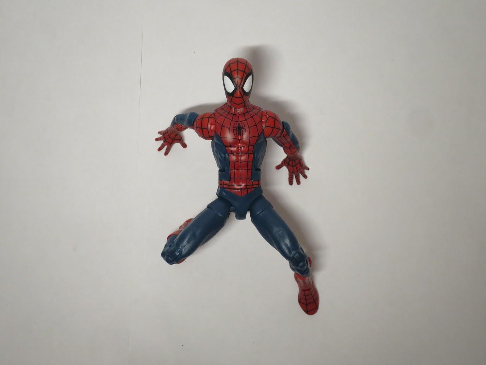 ultimate spider man venom toy - photo #11