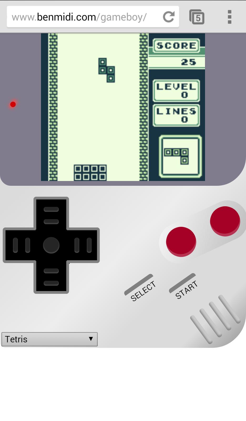 手機一秒變 Game Boy 掌機。免安裝模擬器回味初代行動遊戲