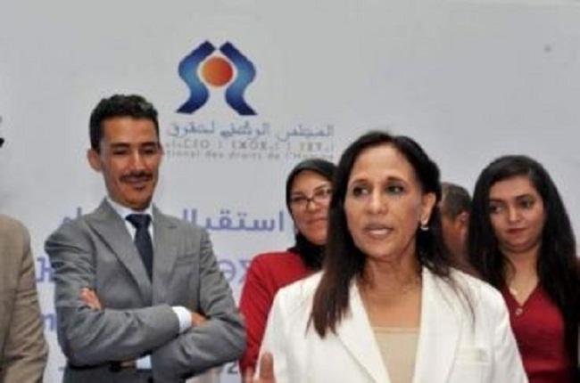 Lettre à Amina Bouayach, présidente du CNDH