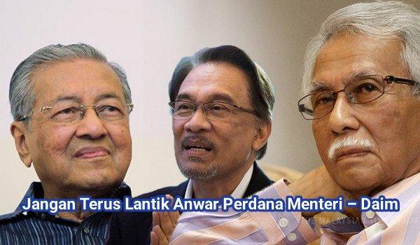 Hua Zong minta Mahathir wujudkan jawatan TPM untuk wakil Cina