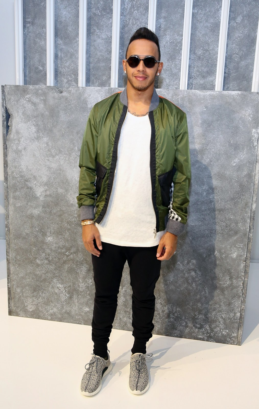 LEWIS HAMILTON Fashion