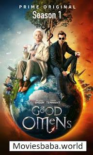 Good Omens Season 1 Complete English Web Series WEB-HD 360p