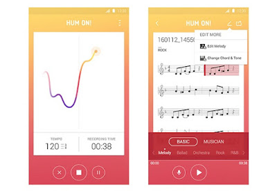 SXSW 2016: SAMSUNG debuts Hum On! app that turns your hums into Symphonies