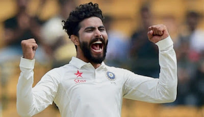 Ravindra Jadeja Biography, Age, Height, Weight