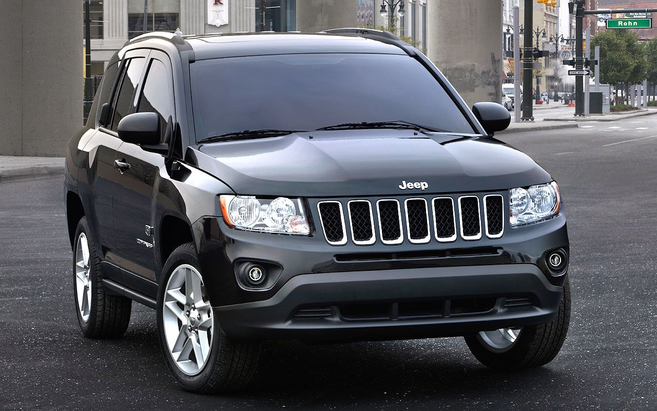 41 Jeep Compass Wallpapers Magone 2016