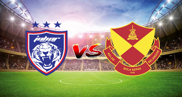 Live Streaming JDT vs Selangor FC 17.3.2021 Liga Super