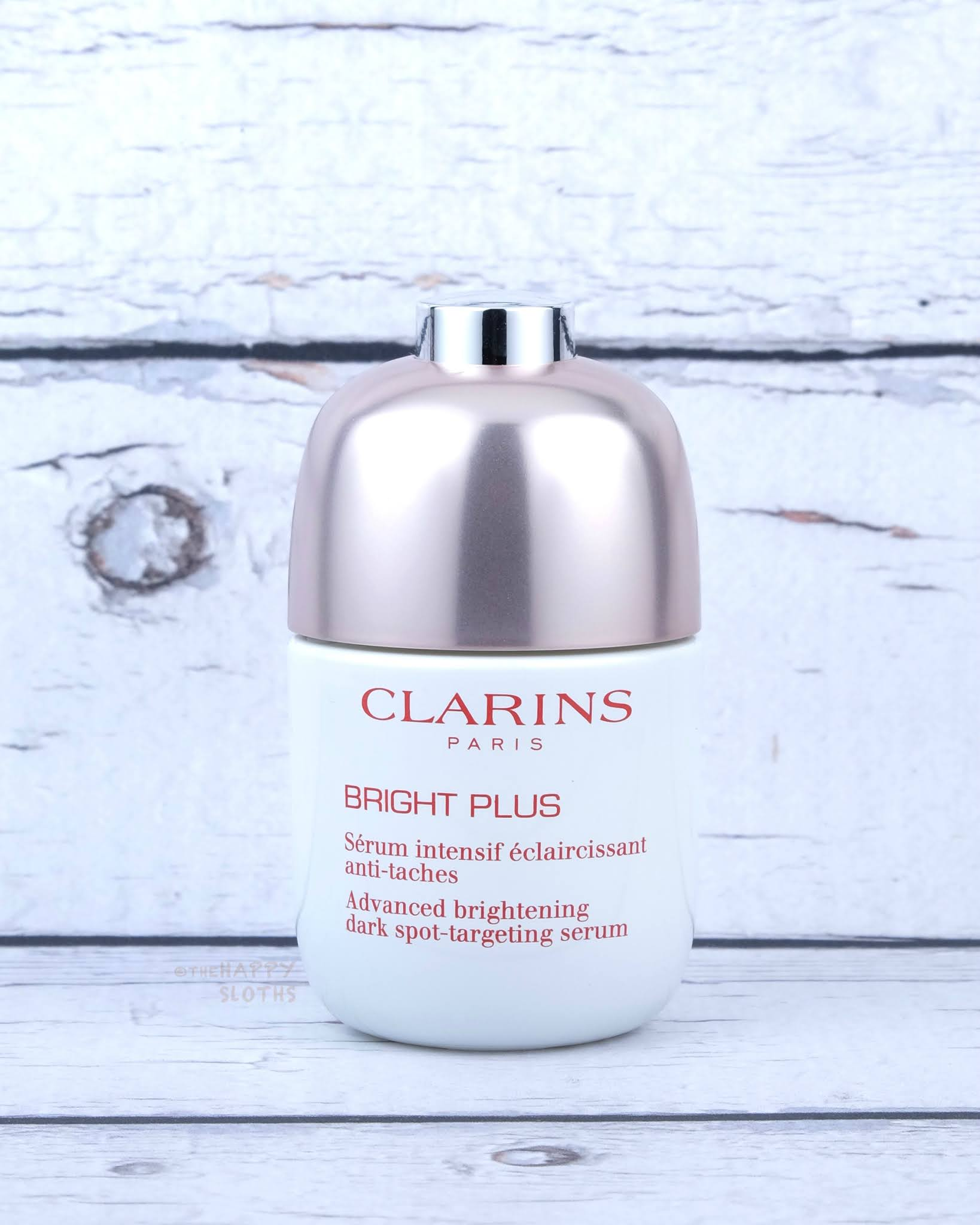 Clarins | Bright Plus Advanced Brightening Dark Spot-Targeting Serum: Review
