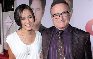Zelda Rae Williams, anak Robin Williams