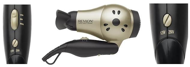 8- Revlon Perfect Heat Hair Dryer