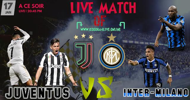 JUVENTUS VS INTER-MILANO