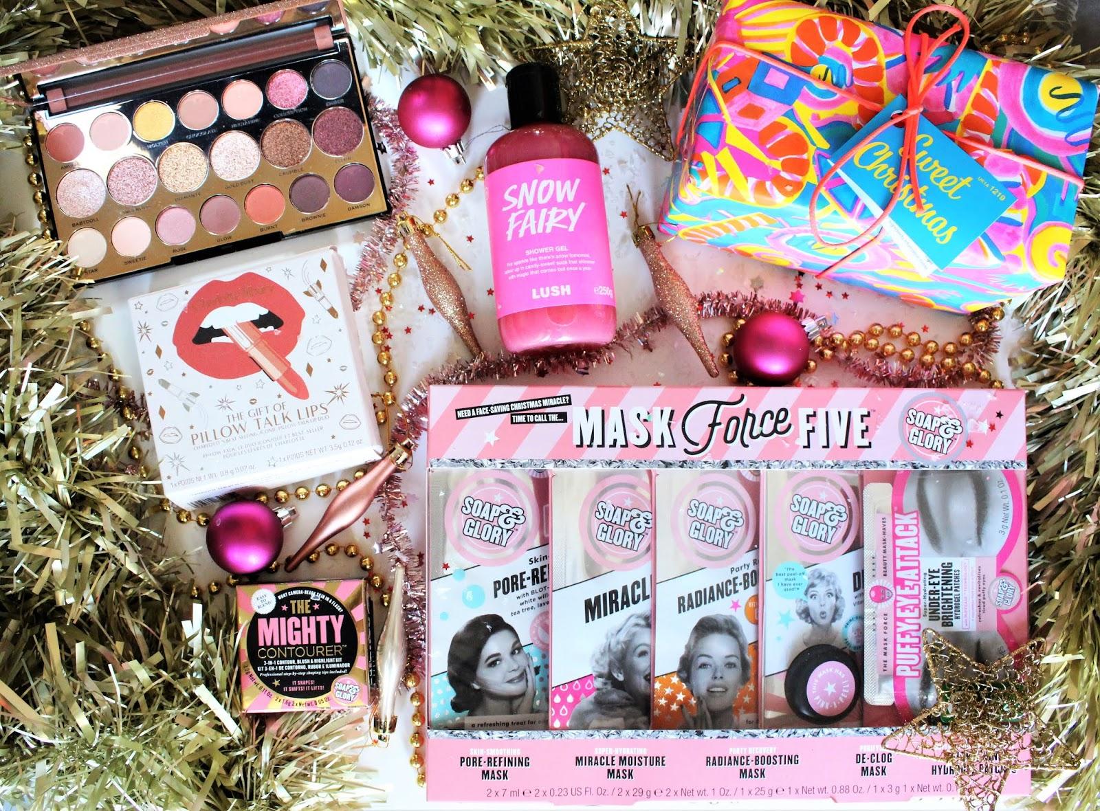 a christmas beauty gift guide