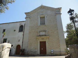 The church of Santa Maria dei Martiri now stands on the hill where the executions are said to have taken place