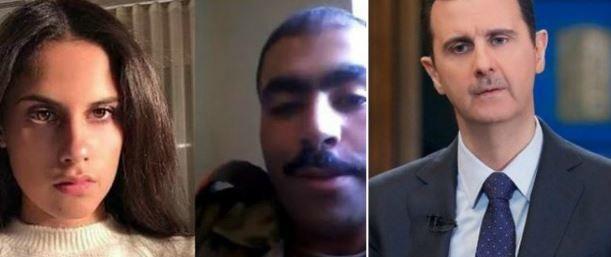 Soldato siriano afferma l'amore per la figlia di Bashar Al-Assad su YouTube, scompare dopo il video