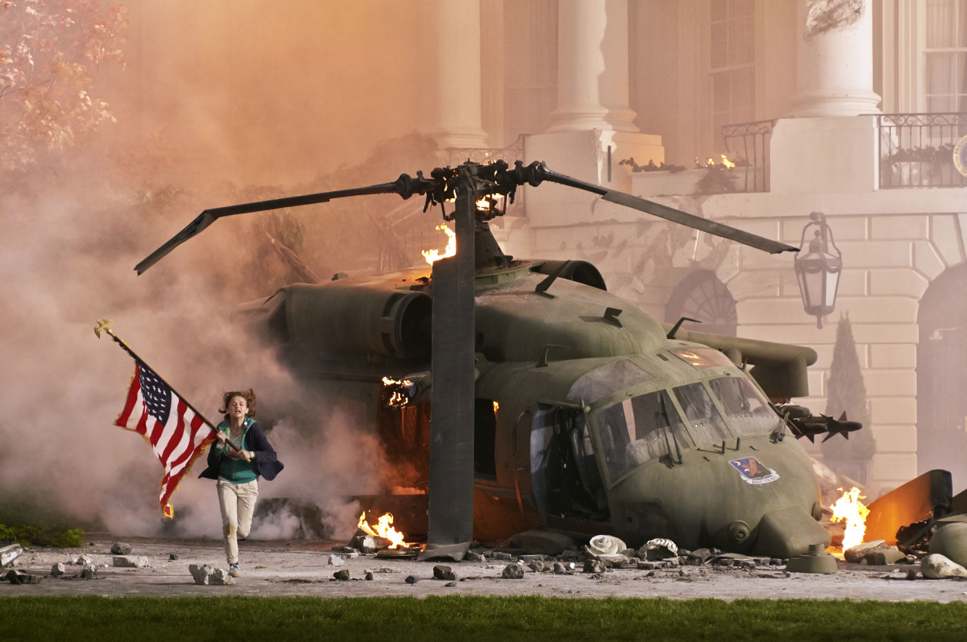 Confessions of a film critic white house down - Planos de la casa blanca ...