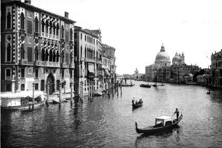 Venice oligarchy banks corruption slavery usury espionage infiltration